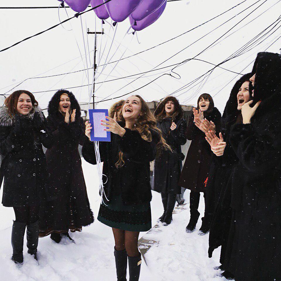 Выпуск 7 Школы Счастливой Женщины, 2015 г.